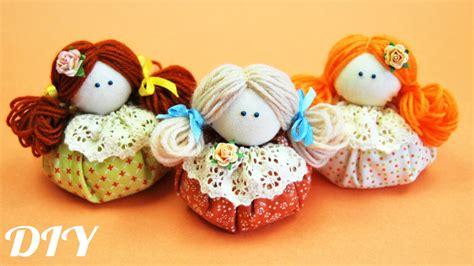 Natali Doma Tutorial | как сделать куклу зерновушку how to make textil doll