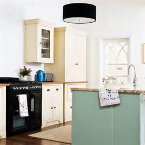 modern country style case study farrow and ball green