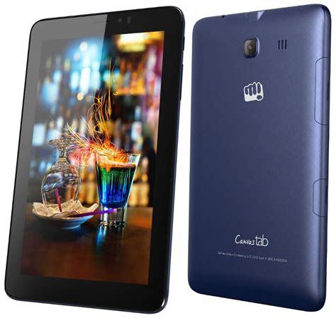 Tablet 4g Sejutaan harga micromax canvas tab p701 dan spesifikasi tablet lte sejutaan baterai 3500 mah oketekno