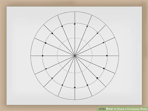 How To Draw A Compass