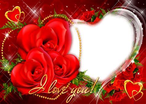 Cornici Fotomontaggi by Cornici Per Foto Di San Valentino Cornice Per Innamorati