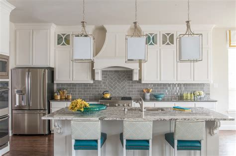 turquoise and yellow kitchen classic with a twist september 2015