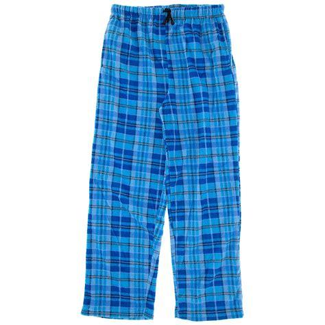Pajamas Blue blue micro fleece pajama for