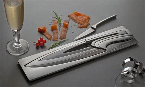 Awesome Kitchen Knives Coolest Kitchen Knife Design I Like To Waste My Time