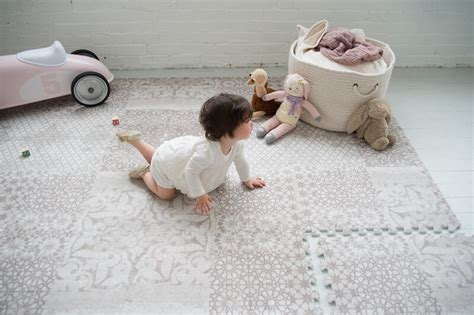 Kids Floor Rug Little Nomad Play Mats Shark Tank Products