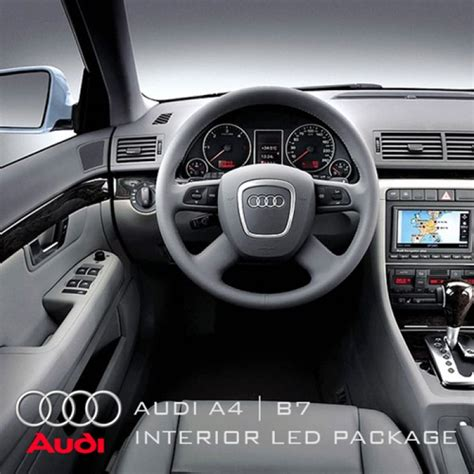 Audi Interior Parts Uk by Audi A4 B7 Saloon Avant Complete Interior Led Pack