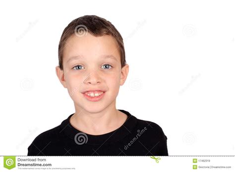 8 year old boy eight year old boy stock image image of childhood face