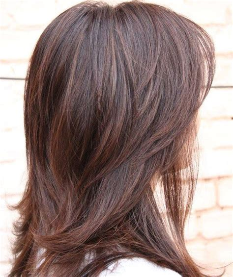 Layered Hairstyles For Thick Hair by 50 Sensational Medium Length Haircuts For Thick Hair