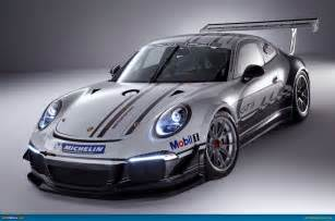 Pictures Of A Porsche Ausmotive 187 2013 Porsche 911 Gt3 Cup Revealed
