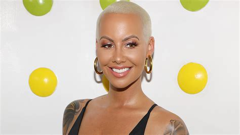 amber rose covers up tattoo of ex wiz khalifa stylecaster