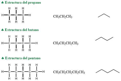 ejercicios de cadenas carbonadas pdf alcanos
