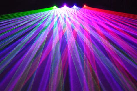 Lazer Lights by Laser Light Machine