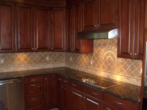 unique technique painting tile backsplashes kitchen