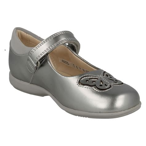 Girls Clarks Light Up Shoes Trixi Wish Ebay