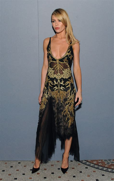 Fashion Week Clancey by Clancy At Julien Macdonald S Show During