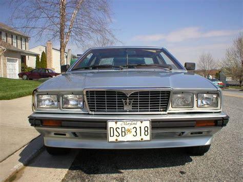 1986 Maserati Biturbo by Alfeetoe 1986 Maserati Biturbo Specs Photos Modification