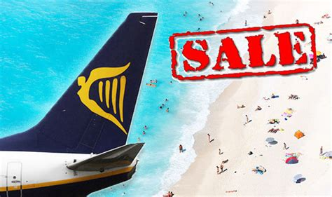 ryanair launches bank holiday sale  cheap summer flights  europe travel news travel
