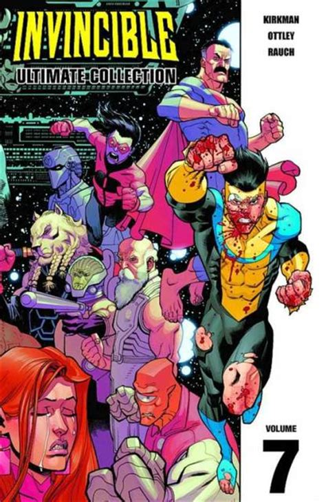 invincible ultimate collection volume 12 invincible ultimate collection 11 volume 11 issue