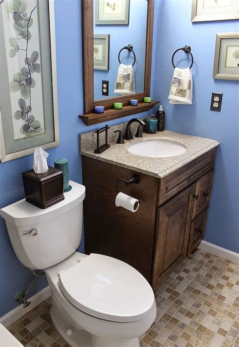 diy small bathroom renovation hometalk