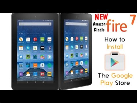 Play Store Kindle Install Play Store On Kindle Hd How To Save