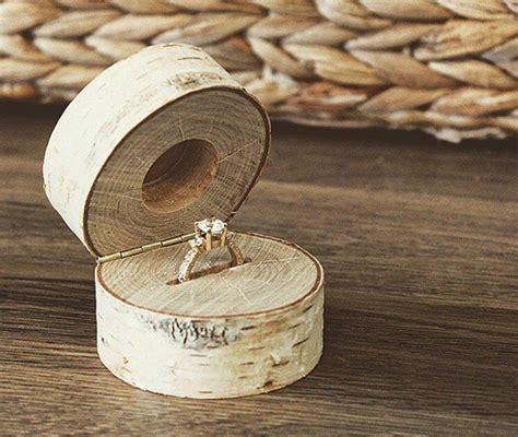 wedding box wood wedding ring box wood unique best 25 wooden ring box ideas