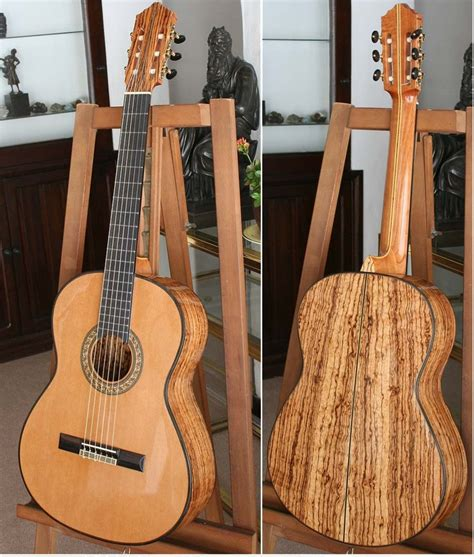 bellucci zebra wood guitar wood pinterest guitar