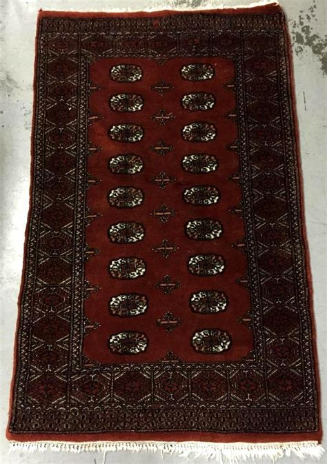 thick bokhara style area rug