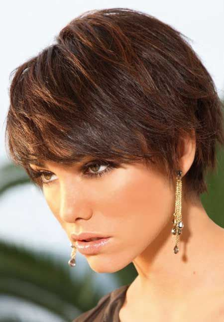 short layered hairstyles for thick hair 60 classy short haircuts and hairstyles for thick hair