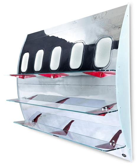 Aircraft Furniture by Design Motoart S Airplane Furniture Eclectix