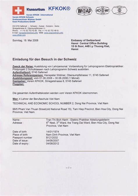 Brief Schweiz Länderkennzeichen Einladung F 252 R Visum Thegirlsroom Co
