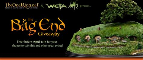 Weta Giveaways - the one ring forums tolkien topics movie discussion the hobbit announcing the bag