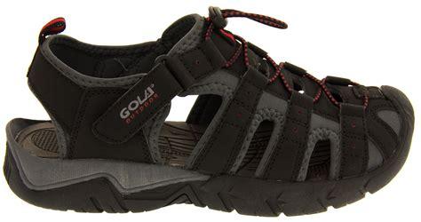 gola mens sandals new mens gola hiking sandals closed toe sports shoes size