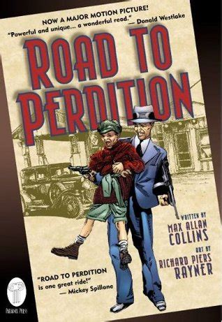 Road To Novel road to perdition by max allan collins reviews discussion bookclubs lists