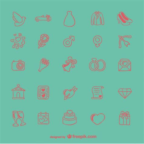 doodle icons free vector 301 moved permanently