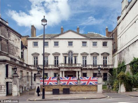 the cambridge house cambridge house mayfair club to be transformed into 163 250million mega mansion daily mail online