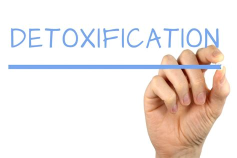Detox Time From by Time To The Facts About Detox