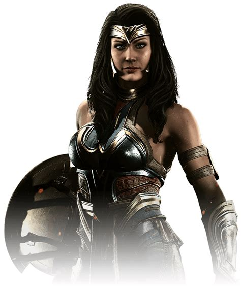 Imagenes De Wonder Woman Injustice | wonder woman v 2 injustice 2 render by yukizm on deviantart
