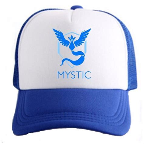 Sale Topi Baseball Go Team Mystic cospaly for go cap mystic valor team play baseball
