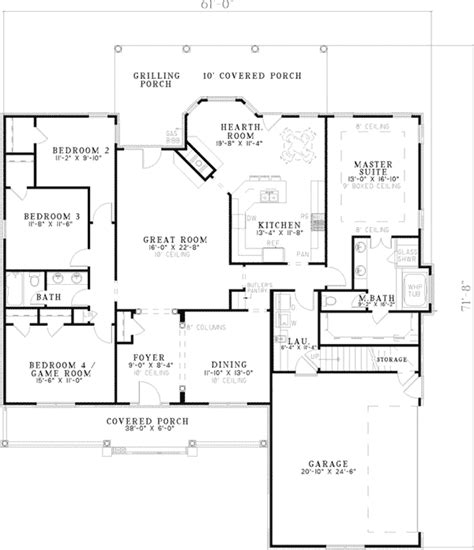 Mayberry Garage by Mayberry House Plan Mibhouse