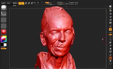 zbrush tutorials gt what s new in zbrush 4r6 tutorial make 3d scan data animation ready in zbrush cgmeetup