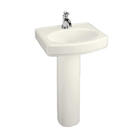 Toilet Sink Combo Home Depot by Kohler Pinoir Pedestal Combo Bathroom Sink In Biscuit K