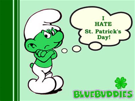 st s day hilarious quotes smurf quotes quotes