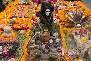 Decorating Quotes by The Day Of The Dead When The Living Commemorate The