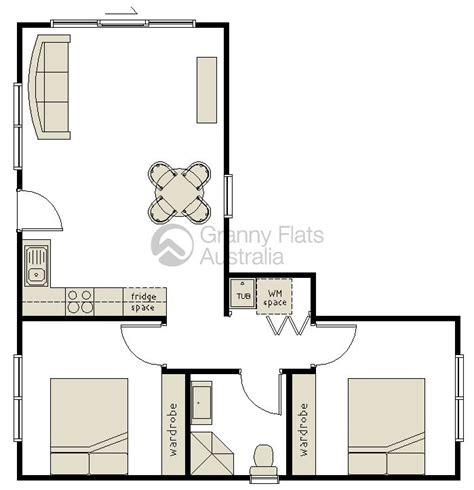 2 bedroom granny flat floor plans 2 bedroom granny flat archives granny flats australia