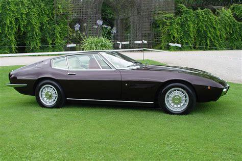 Maserati Ghibli Coupe by Maserati Ghibli Ss Coupe Chassis Am115 49 1956 2003
