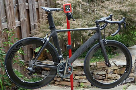 Handmade Bicycles Usa - alchemy arion custom carbon aero road bike unboxed