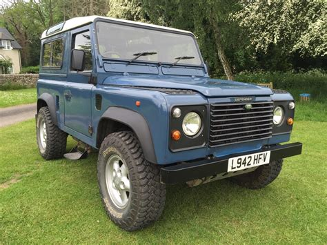 old land rover defender for sale 1994 land rover defender 90 county 300tdi for sale