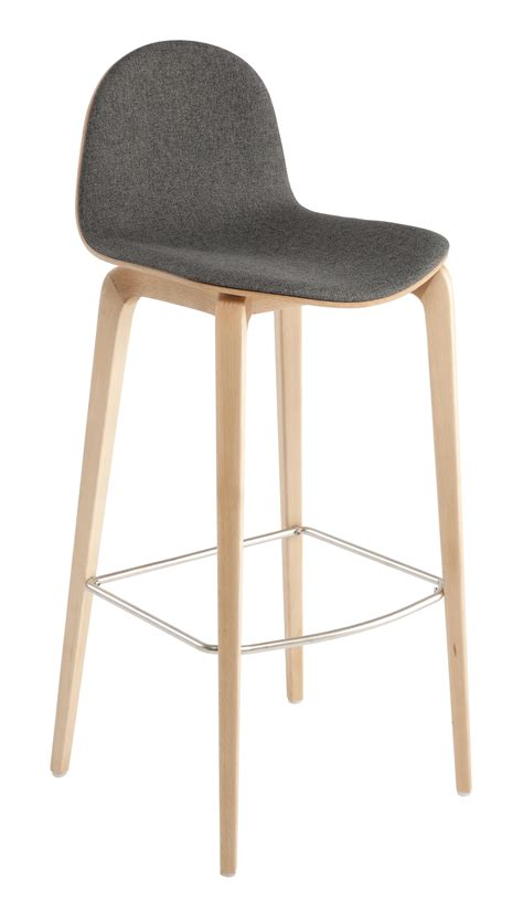 cm upholstery bob bar stool seat h 74 cm fabric upholstery natural