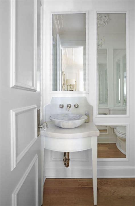salvaged wood sink vanity cottage bathroom munger