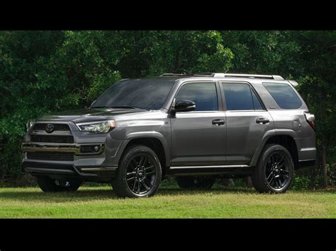 2019 Toyota 4runner News by 2019 Toyota 4runner Goes With New Nightshade Package
